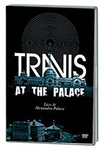 travis at the palace dvd Italian Import