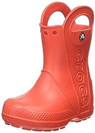 crocs Kids' Handle It Rain Boot