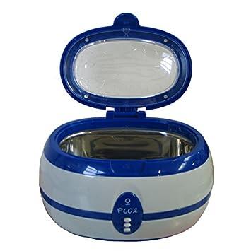 Bandeja de limpiador por ultrasonido pro602 0.6L joyas, relojes, piezas moneda, mecánico