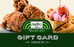 Springs Places Coral (Metro Diner Gift Card ($25))