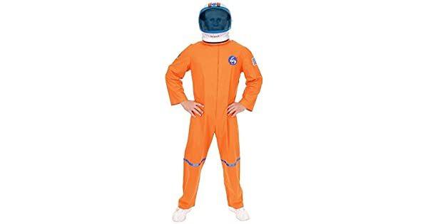 Amazon.com: Adulto Naranja astronauta de la NASA traje ...