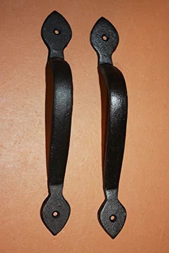 Iron Colonial Door Handles Pulls 10