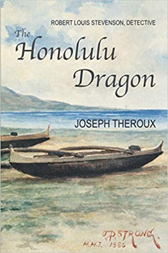 Book cover - Then Honolulu Dragon