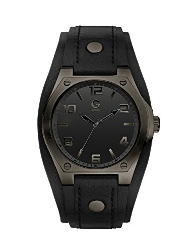 G by GUESS Men's Cuff with Strap Watch