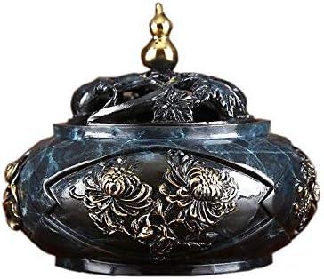 エレガントな 香炉、純銅Insencesホルダー、アロマ装飾ホームオフィスヨガのためのアロマお香スティックホルダー 絶妙な (Color : B)