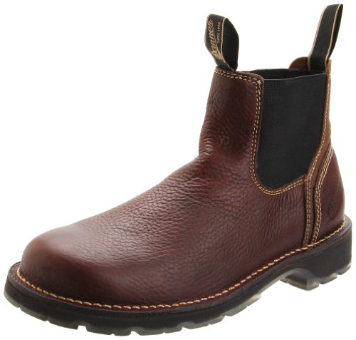 Amazon.com: Danner Men's Workman 16009 Work Boot,Dark Brown,9.5 D ...