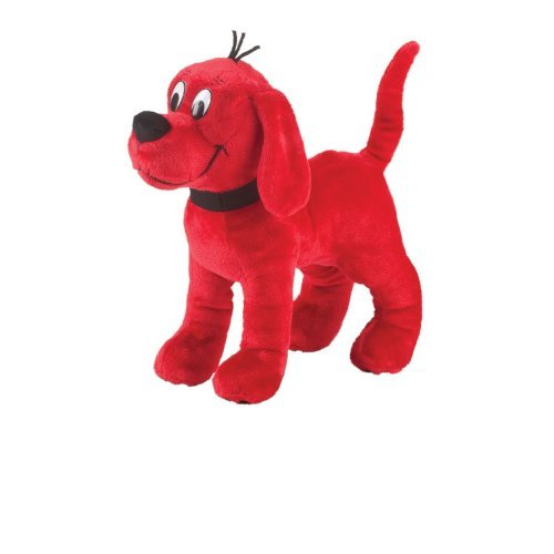 Big Plush Stuffed Dog (Douglas Toys Clifford - Medium Standing)