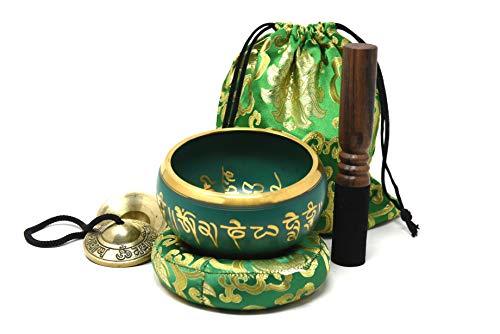5 Inch Tibetan Meditation