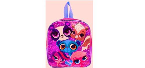 Price comparison product image Littlest Pet Shop LPS Mini Backpack with adjustable strap