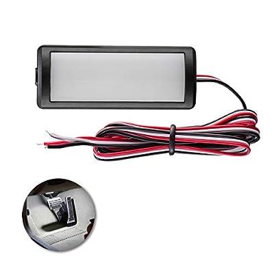 JIANFA Car LED light,Car Interior Light Dc 12V Car Reading Lights Mini Car Interior LED light for various vehicles, like Car, Boat,Van, Truck, Trailer, Motorhome (White): Automotive