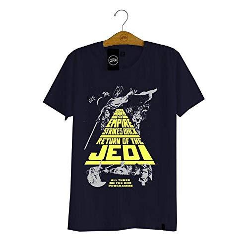 Camiseta Star Wars Trilogia Clássica