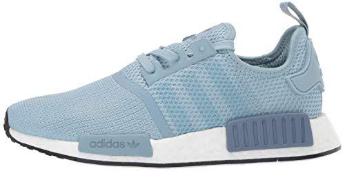 60ea1c425 adidas Originals Women s NMD R1 Running Shoe ash Grey raw Steel