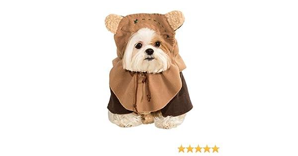 Traje del Perro Ewok Star Wars L: Amazon.es: Juguetes y juegos