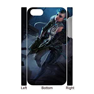 For Samsung Galaxy S5 Mini Case Cover Devil 3D Art Print Design Phone Back Case Custom Hard Shell Protection FG095297