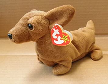 Image Unavailable. Image not available for. Colour  TY Beanie Babies Weenie  ... ee223ab4dec