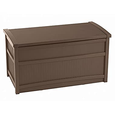Suncast DB5000B Deck Box, 50 gallon