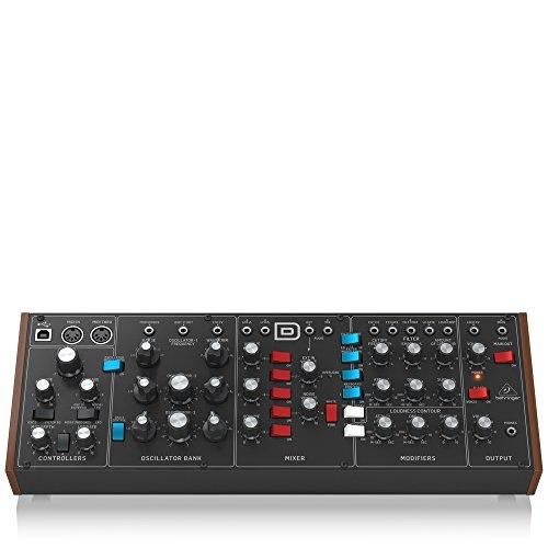 BEHRINGER Synthesizer (MODELD)