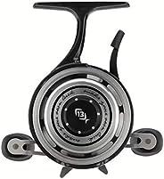 13 Fishing Black Betty Freefall 2.5:1 Gear Ratio in-Line Ice Fishing Reel