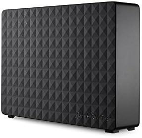 Seagate Expansion 4TB Desktop External Hard Drive USB 3.0 (STEB4000100) [並行輸入品]
