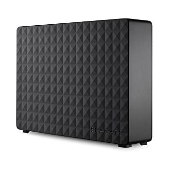 Seagate Expansion 4TB Desktop External Hard Drive USB 3.0 (STEB4000100)