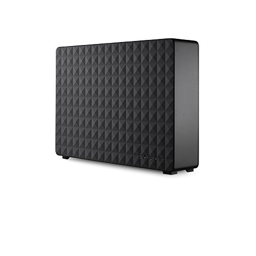 Seagate Expansion 4TB Desktop External Hard Drive USB 3.0 (STEB4000100) by Seagate