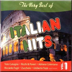 Leonard Cohen - The Very Best Of Italian Hits. Volume 1 - Zortam Music