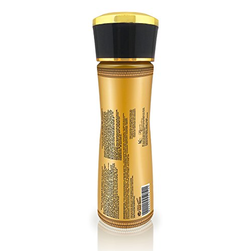 Keratin Cure Bio Brazilian Global Complex Blow Out Hair Treatment 0% Formaldehyde Gold & Honey with Clarifying Shampoo 2 pieces (160ml/ 5 fl oz) by Keratin Cure (Image #7)