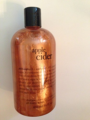 Philosophy Apple Cider Shampoo, Shower Gel & Bubble Bath 16