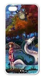 MMZ DIY PHONE CASEDecent Seller 2001 Japanese animated fantasy film Spirited Away Iphone5C TPU Case Cover