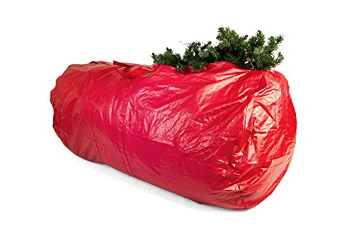 Extra Large Christmas Tree Bag - Artificial Tree Storage and Christmas Decorations Storage Organizer for 7.5ft to 9ft Trees, Wreaths, Lights, Decorations and Garland