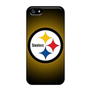 New Premium NYw2144BRcQ Case Cover For Iphone 5/5s/ Pittsburgh Steelers Protective Case Cover