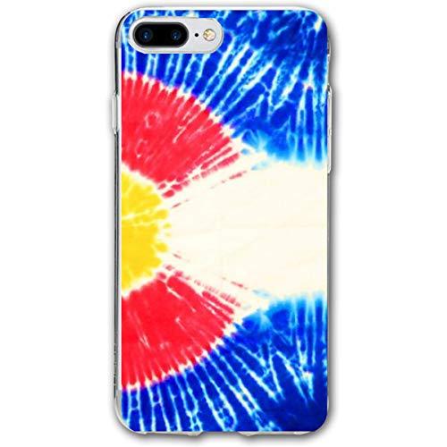 Colorado Softcover - Dye Colorado,for iPhone 7 Plus Case, for iPhone 8 Plus Case, Shock Absorption Technology Bumper Soft Cover Case for iPhone 7 Plus (2016)/iPhone 8 Plus (2017)