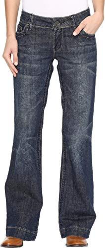 (Stetson Women's Denim Trouser S
