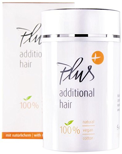 Plus additional Hair – Pluma estilográfica en – dispersa pelo – Pelo verdichtung – Pelo Fibras