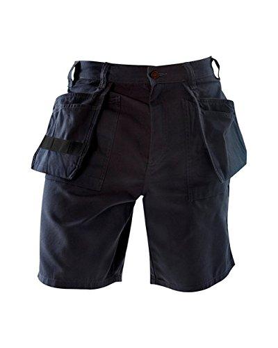 Blaklader Bantam Work Shorts Steel Blue 34