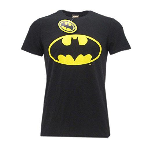 Super Maglietta Bros Comics Batman Dc Eroe – Ufficiale Maglia Warner Originale T shirt Logo q61wOSy8t