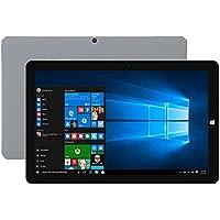 CHUWI Hi13 Tablet PC 4GB+64GB 13.5 inch Windows 10 Intel Apollo Lake N3450 Quad Core 2.2Ghz, Support OTG & HDMI & TF Card & Bluetooth & Dual Band WiFi (Black + Silver)