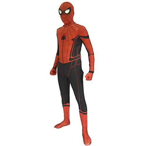 Spider-Man Far from Home Cosplay Costume 3D Style