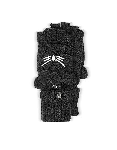 karl-lagerfeld-womens-66kw3611-black-wool-gloves