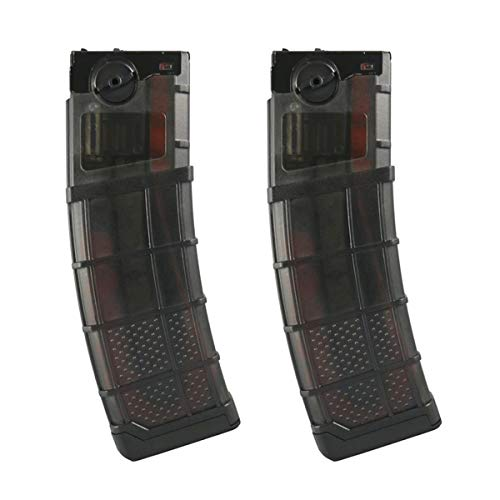 First Strike T15 Magazine V2 - Smoke - 2 Pack