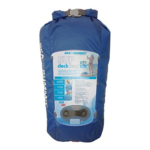 Deck Dry Bag - Sea to Summit SUP Deck Bag (Blue/12 Liter)