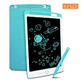 Richgv LCD Writing Tablet, 8.5 Inch Electronic Graphics Tablet Ewriter Board Mini Drawing Pad Gifts Suitable for for Kids and Adults Blue