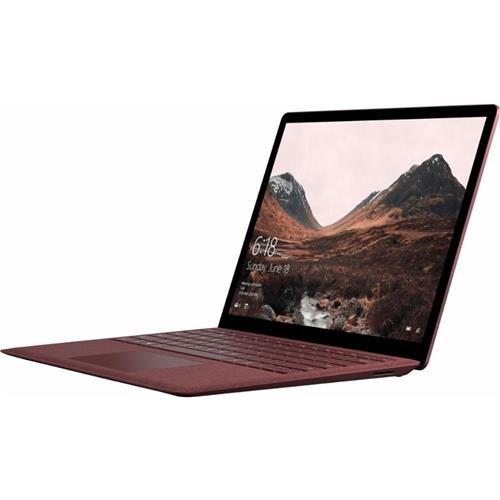 Microsoft Surface Laptop (1st Gen) (Intel Core i5, 8GB RAM, 256GB) - Burgundy