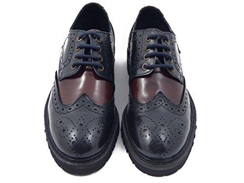 OSVALDO homme de lacets à pour PERICOLI Chaussures ville CrxCZT