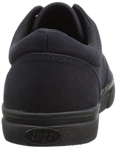 Lugz Mens Vet Nouvelle Mode Sneaker Noir