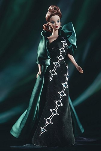 Amazon Com Barbie Emerald Embers The Jewel Essence Collection Doll