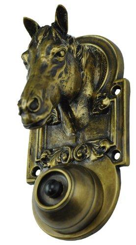 Horse Head Doorbell (ZLW-271BL)