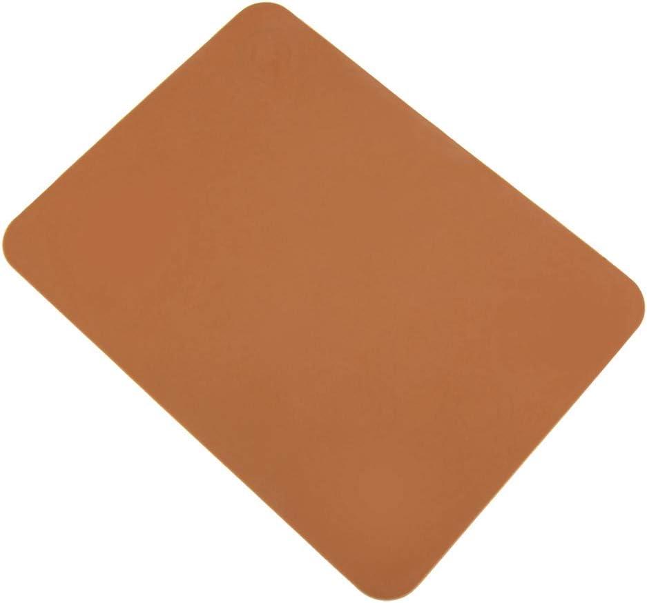 per pasticceria torte Soonhua tappetino per macaron a forma rotonda 1 pezzo da 30 in silicone
