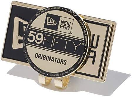 ニューエラ ゴルフ メンズ NEW ERA ベーシックマーカー ボールマーカー 12336596 / バイザーステッカー