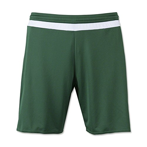 Adidas MLS 15 Match Youth Soccer Short L Rave Green-White ()